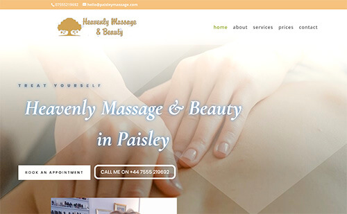 paisley massage